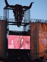 Alice Cooper, Wacken, 2013