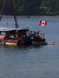 Quadra Island, August 2014