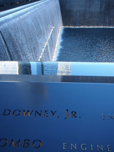 9/11 Memorial, November 2013